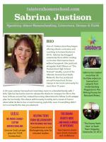 Sabrina Justison Speaker – Media Kit