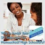 HSHSP Ep 121: Why is Junior Year SO Important in Homeschool High School?