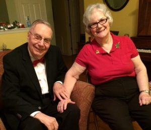 Dr. Gerald and Betty Culley. Used with permission.