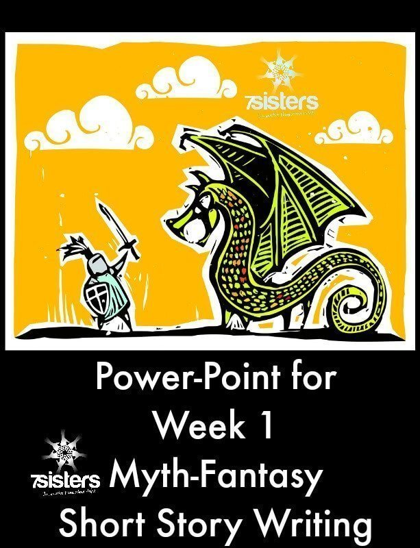 Myth-Fantasy Short Story Writing Week 1 Power-Point
